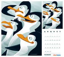 nicktoons: penguins