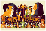 mondo: DC super powers