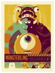 mondo: monsters inc.