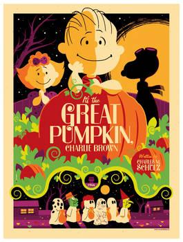 peanuts: great pumpkin variant by strongstuff