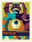 mondo: monsters inc. var