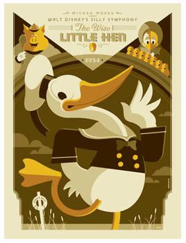 mondo: wise little hen variant