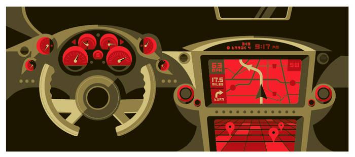 fortune: hi-tech dashboard