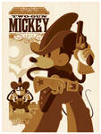 mondo: two-gun mickey variant