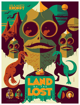 sid + marty krofft: land of the lost