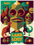 sid + marty krofft: land of the lost by strongstuff