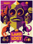 sid + marty krofft: land of the lost variant