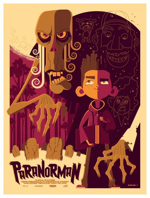 mondo: paranorman by strongstuff