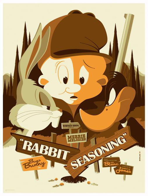 mondo: rabbit seasoning by strongstuff