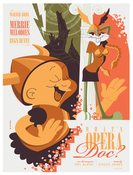 mondo : what's opera doc by strongstuff