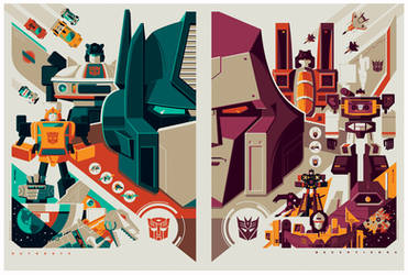 acidfree gallery : transformers : regular