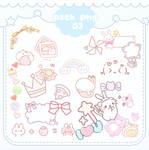 PACK PNG #03 - Fluffy Things