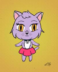 Kawaii Kitty by PeterSFay
