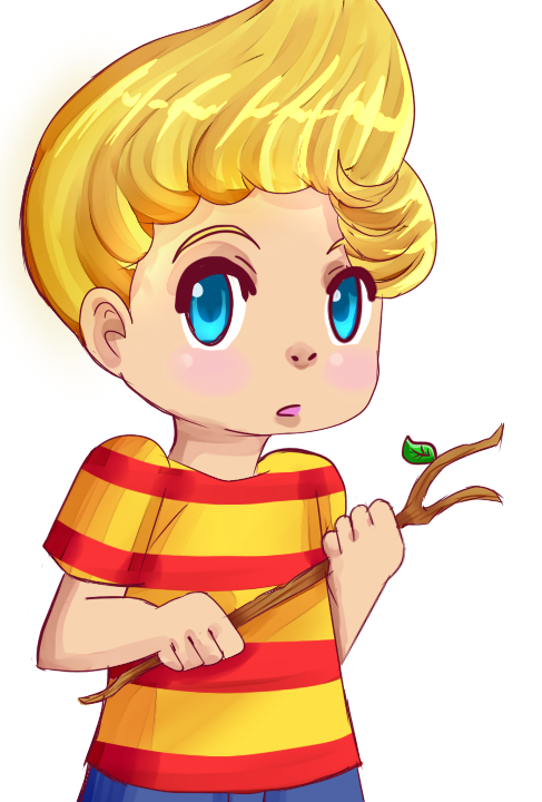 Mother 3 Lucas fanart by Sunnybunni on DeviantArt