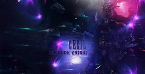 Cecil The Dark Knight by hizachan