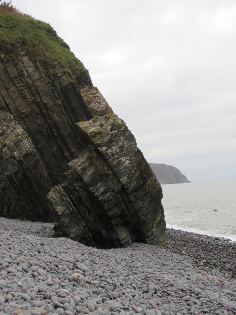 Tilting Geology by Tish-Underwood