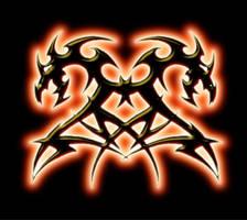 Tribal Hydra by stevec78