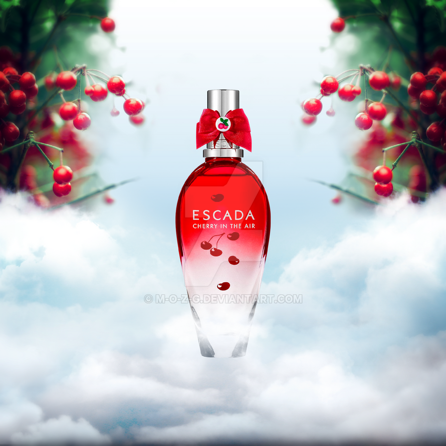 Escada Cherry In The Air by M-O-Z-G