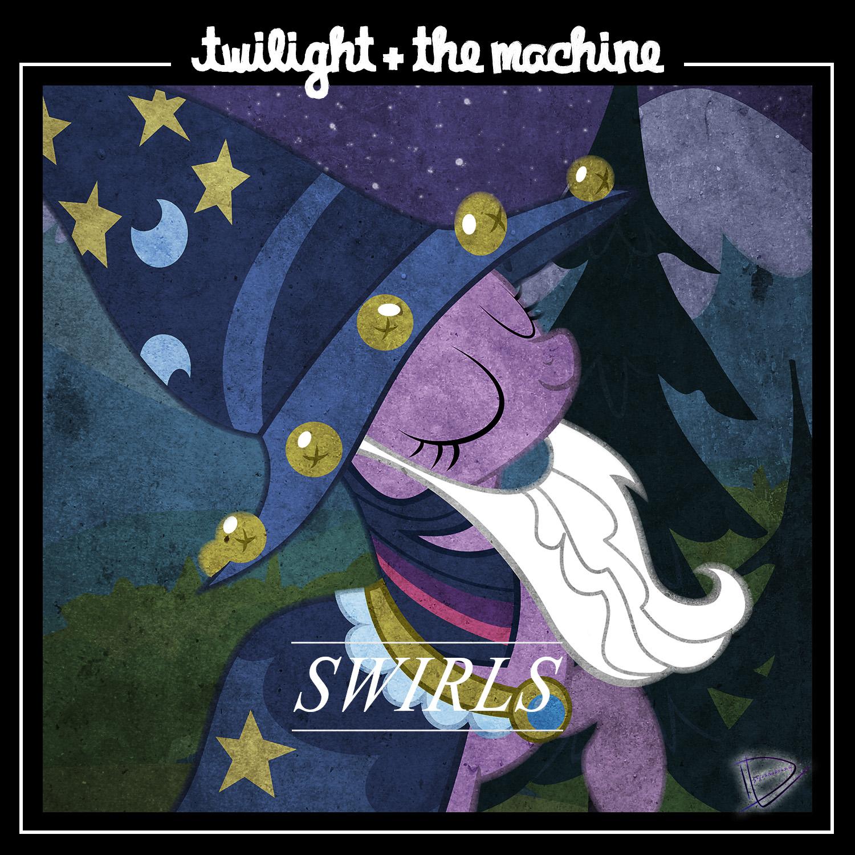 Twilight and the Machine - Swirls