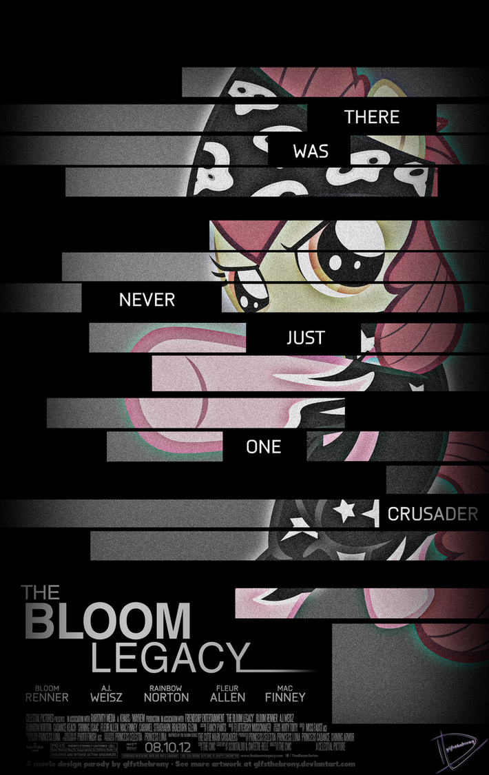 The Bloom Legacy by UtterlyLudicrous