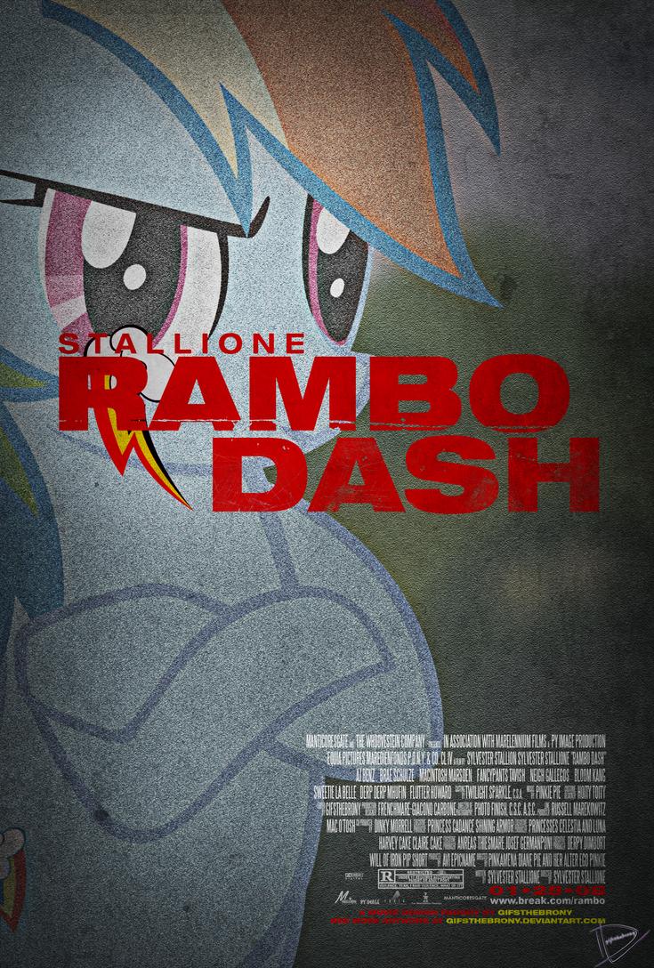 RAMBO DASH by UtterlyLudicrous