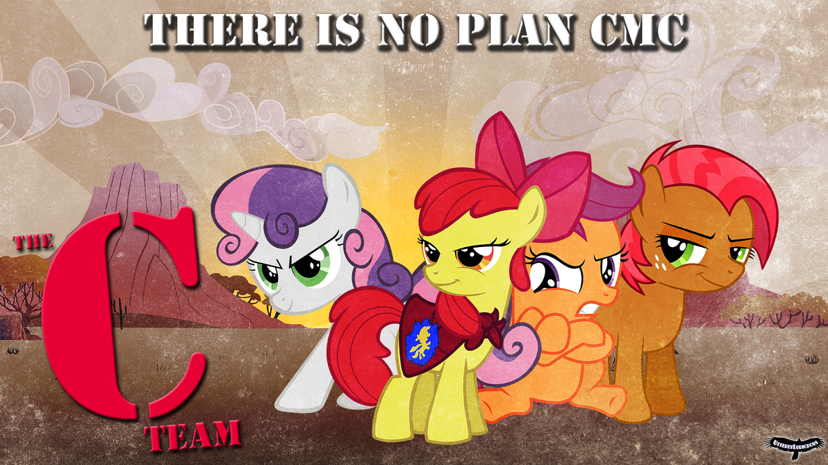 Wallpaper - The C-Team by UtterlyLudicrous