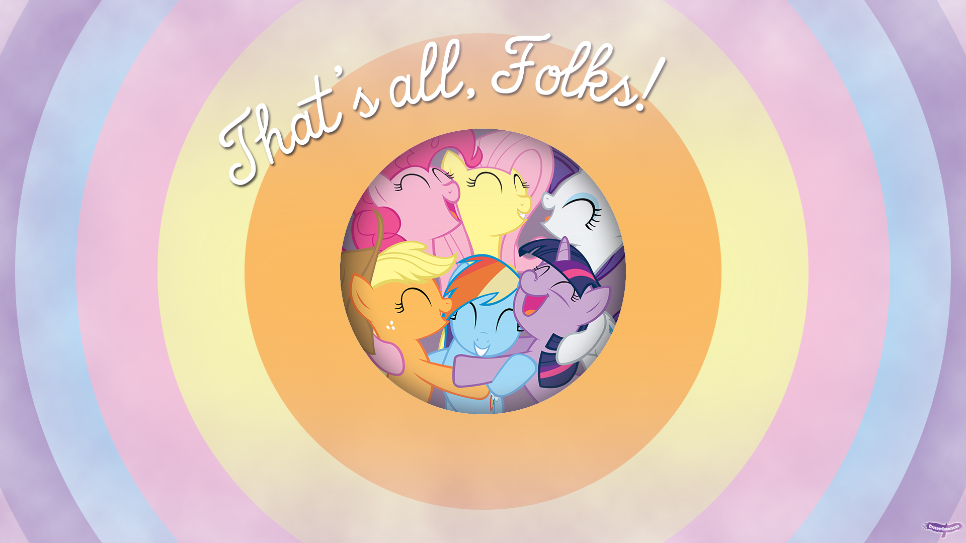That's All, Folks! by UtterlyLudicrous
