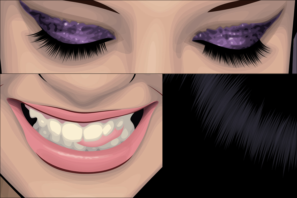 Details: Lily Allen by pinkcoma