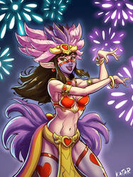 Carnival Ying by M-Katar