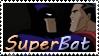 SuperBat Stamp by AmeUchikina-Chan