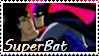 SuperBat Stamp2 by AmeUchikina-Chan