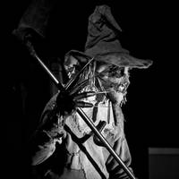 Scarecrow by gilderic