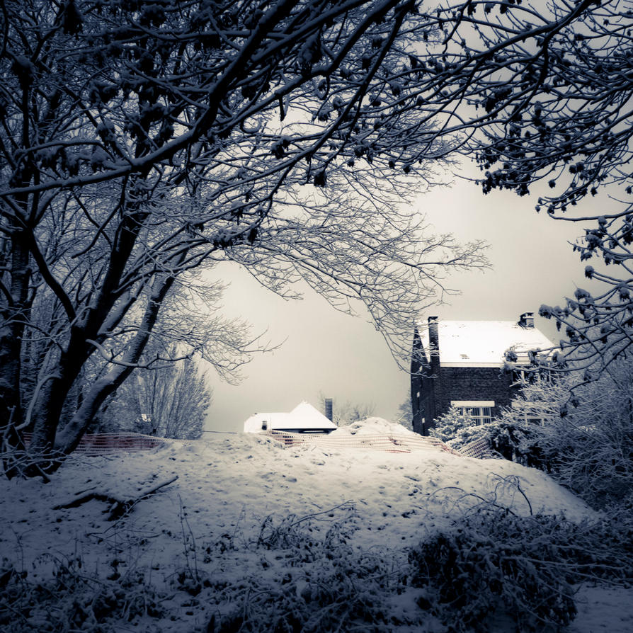 Home for Christmas by gilderic