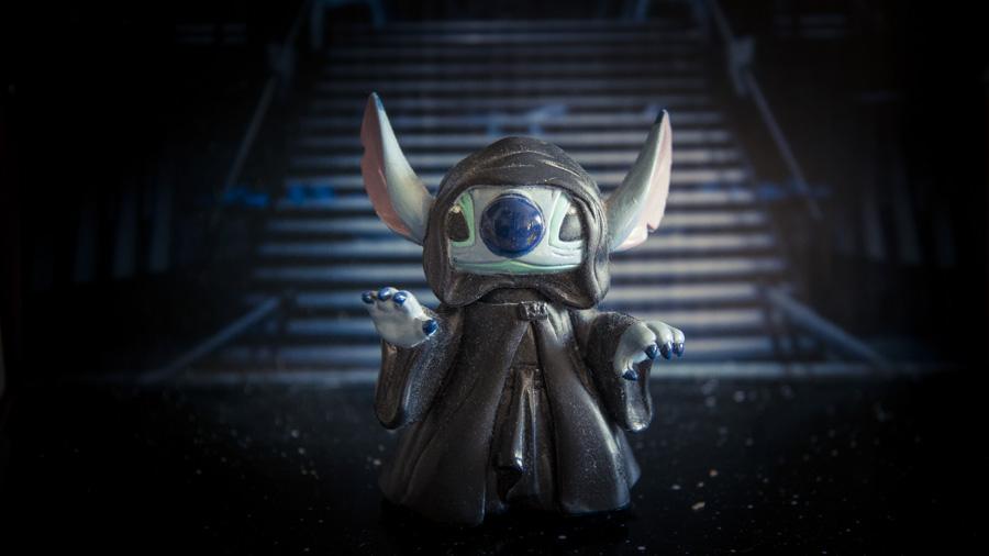 Disney Star Wars : Dark Side of the Toons by gilderic