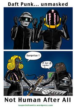 Daft Punk Unmasked