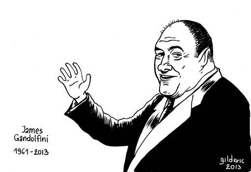 James Gandolfini (1961-2013)