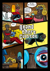 Taupe Chef : Grand Theft Cuistot