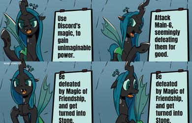 [SPOILER] Mlp: FiM Series Finale as a Meme.