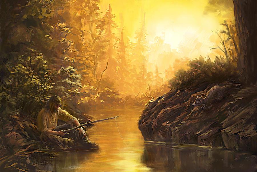Gone Fishing by arisuonpaa