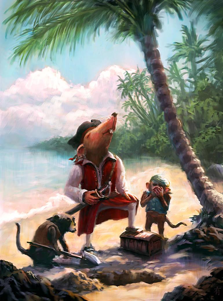 Treasure Hunt by arisuonpaa
