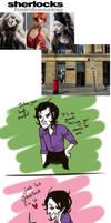 Sherlock, master hairdresser