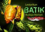 Batik, Indonesian culture by aforlife