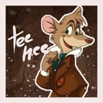 Tee-Hee Patch: Basil
