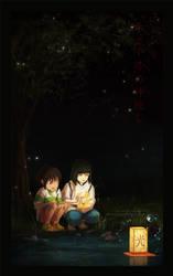 Spirited Away by sycamoreleaf