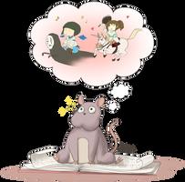 Fairytales? by sycamoreleaf