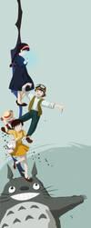 Durarara Trust Me: Miyazaki by sycamoreleaf