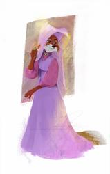 Maid Marian by sycamoreleaf