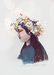 Flower Crown Nienna