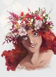 Flower Crown Yavanna