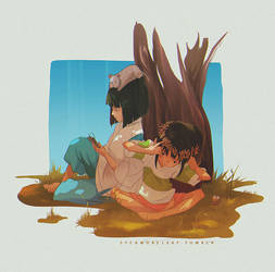 Imagine Dragons by sycamoreleaf